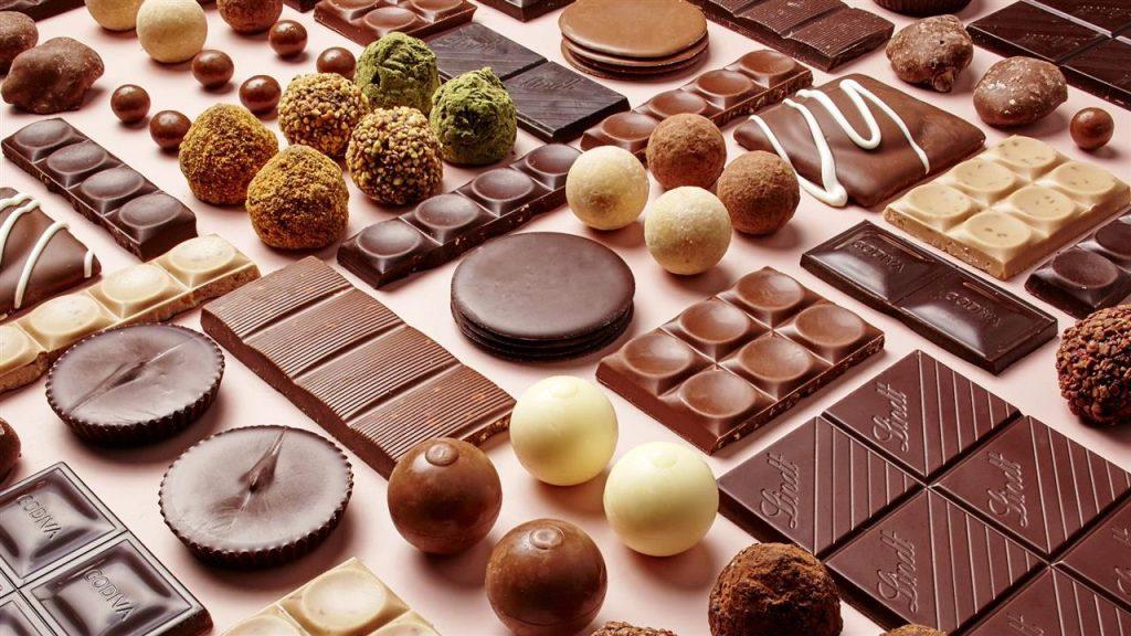 شکلات تلخ لیست قیمت