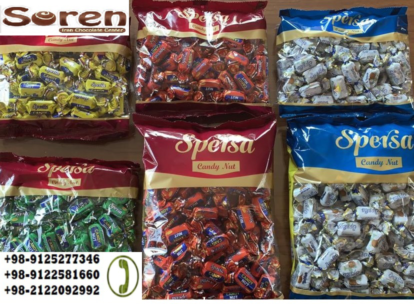 شکلات و تافی ایرانی