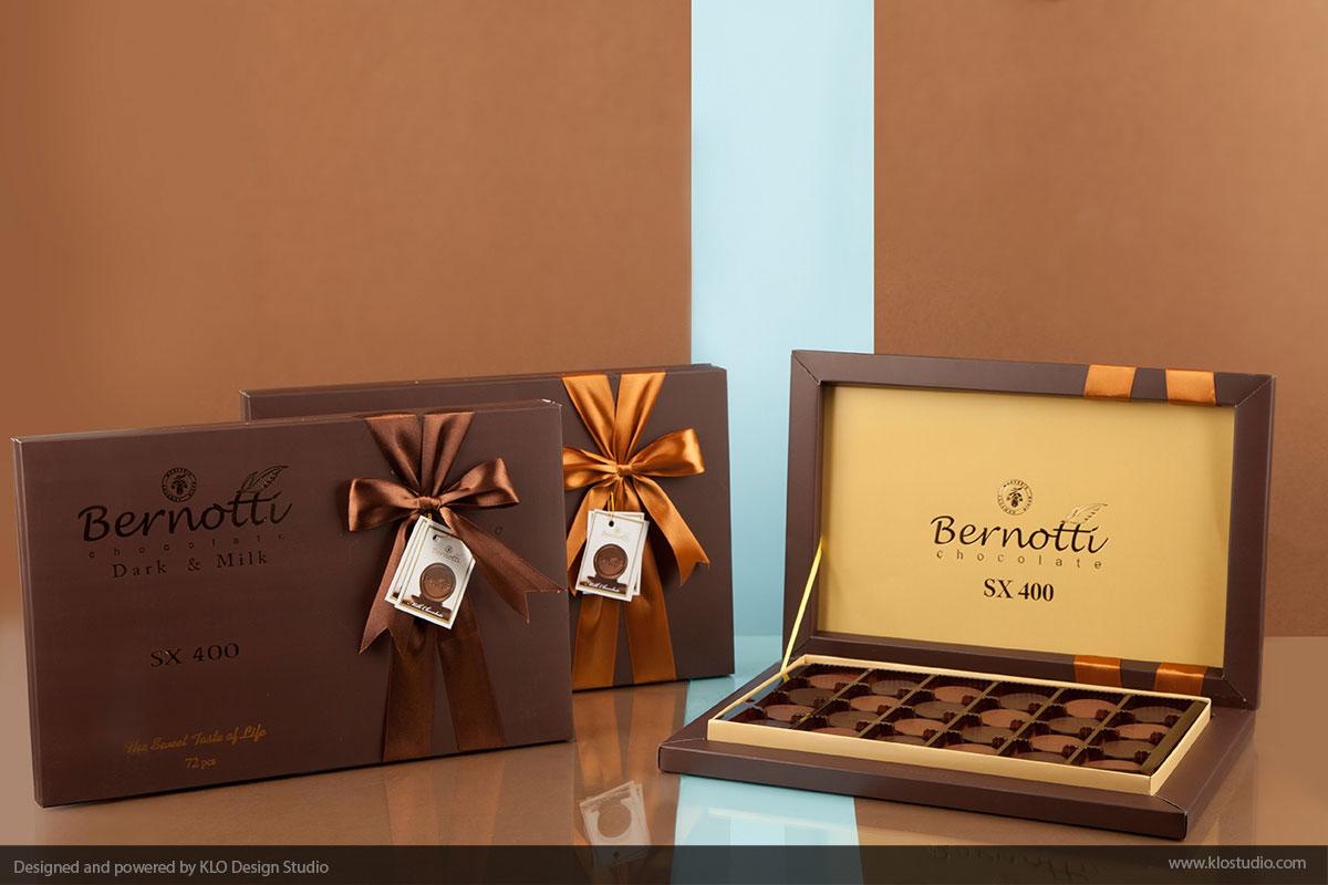 شکلات کادویی برنوتی