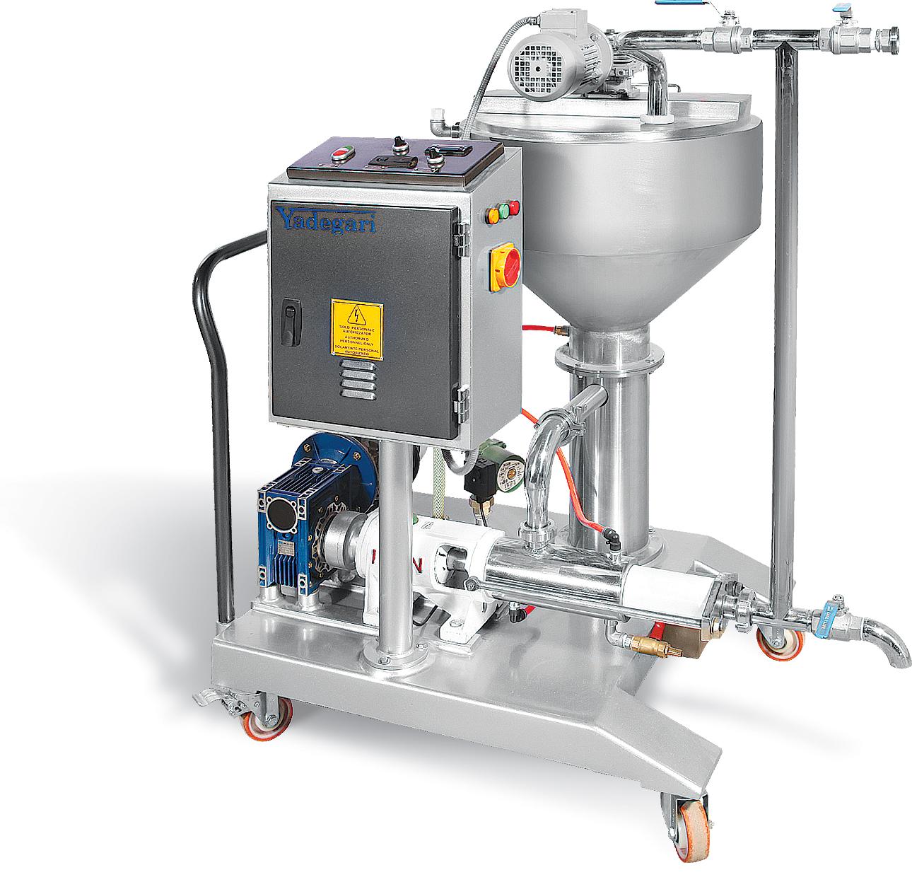 ماشین آلات تولید شکلات تافی
