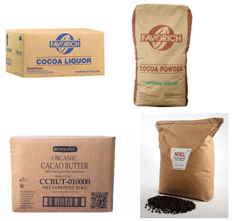 خرید پودر کاکائو فرانسه