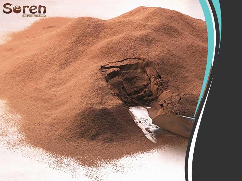 پخش عمده پودر کاکائو