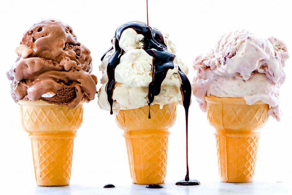 کرم کاکائو سس بستنی 10 کیلویی عمده