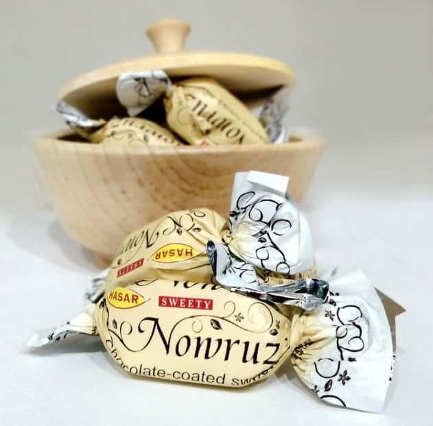 ویفر و شکلات نوروز ترکمنستان