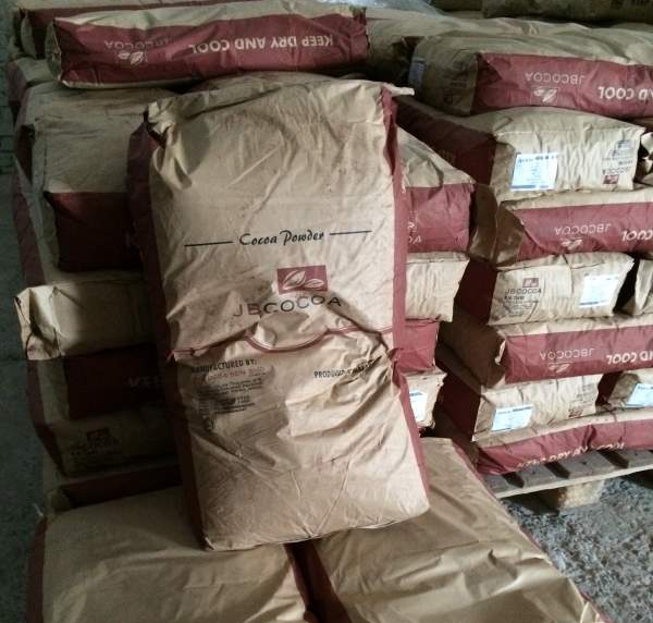 واردات پودر کاکائو درجه یک از کشورهای آسیایی