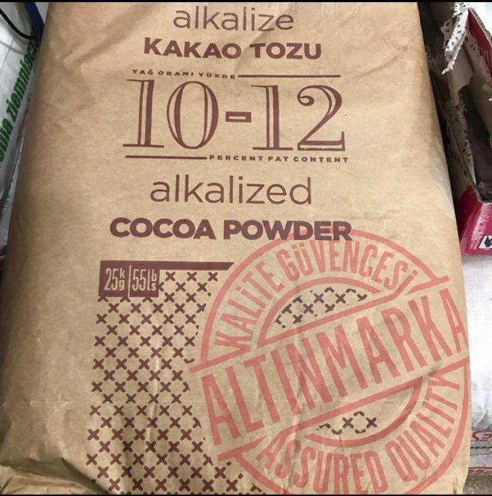فروش اینترنتی انواع پودر کاکائو با قیمت عالی