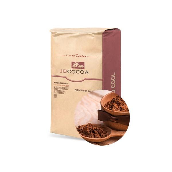 مشخصات پودر کاکائو جی بی مالزی (JB Cocoa Powder)