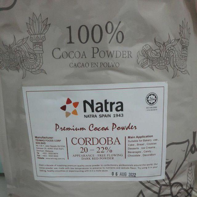 پودر کاکائو ناترا اسپانیا Natra Cocoa Powder