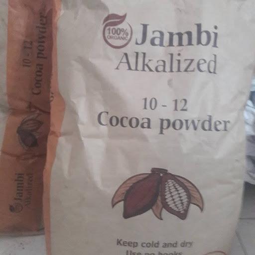 پودر کاکائو جامبی اندونزی Jambi Cocoa Powder