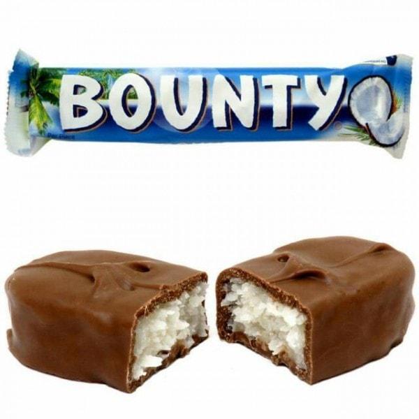 شکلات بونتی (BOUNTY Chocolate)