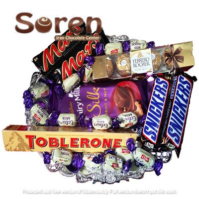 فروش عمده شکلات خارجی | برندهای پرفروش شکلات