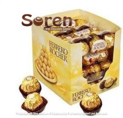 سفارش شکلات خارجی اصل عمده