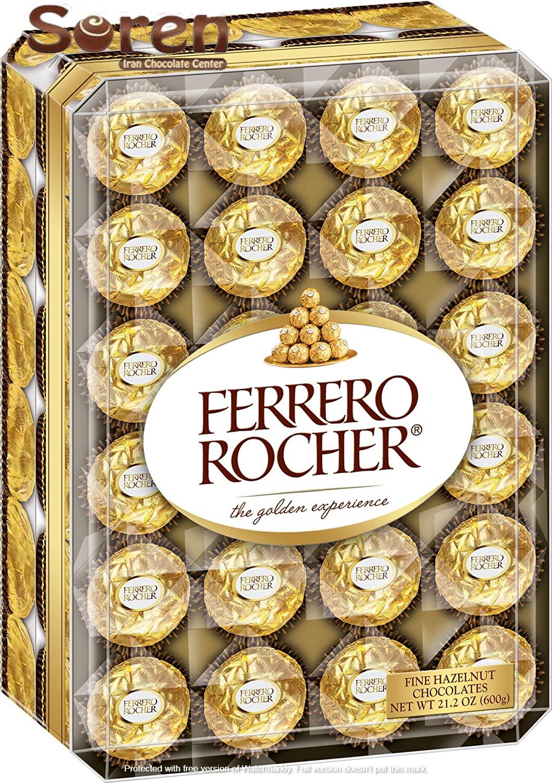 پخش عمده شکلات جلفا | انواع شکلات خارجی