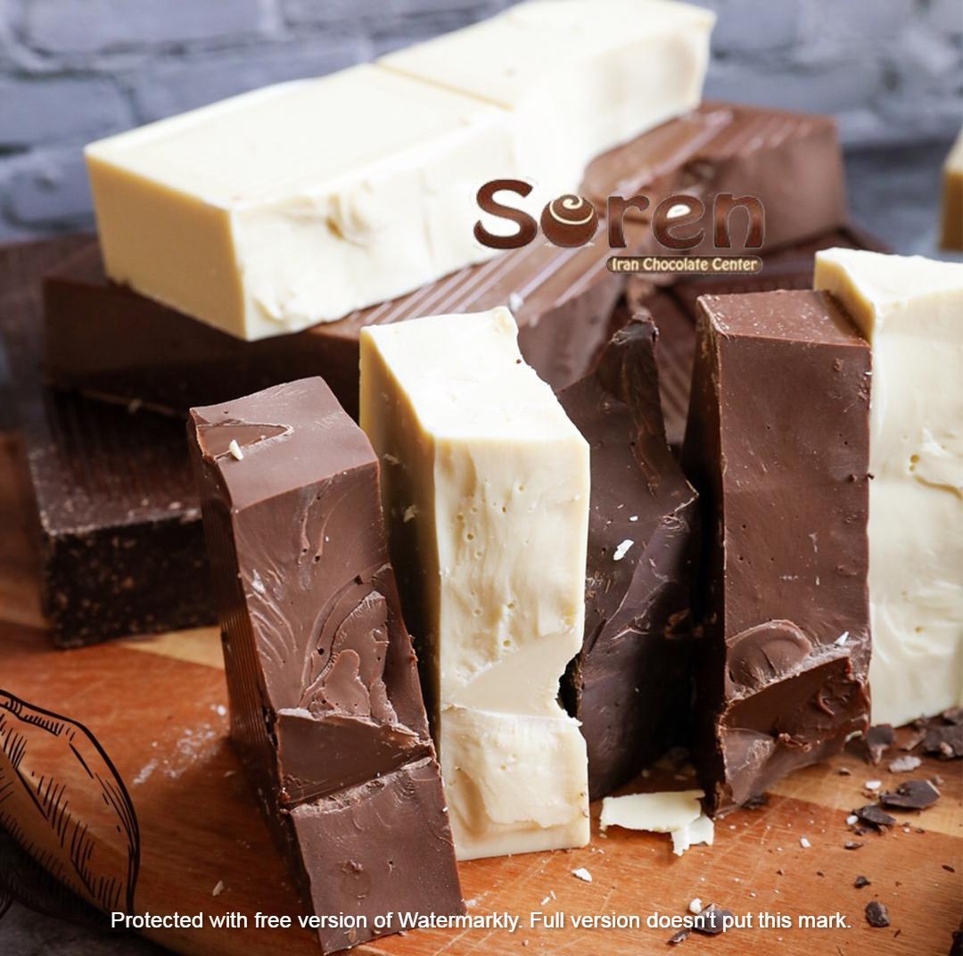 رنگ پودر کاکائو اصل | درصد چربی پودر کاکائو