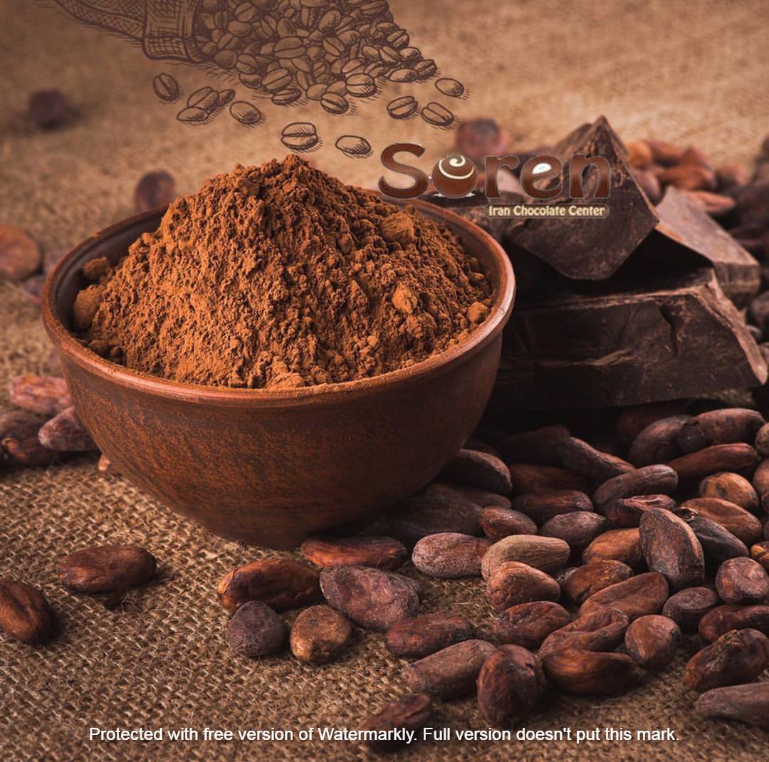 رنگ پودر کاکائو اصل | پخش عمده پودر کاکائو
