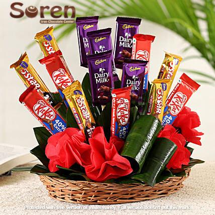 پخش عمده شکلات جلفا | قیمت شکلات خارجی