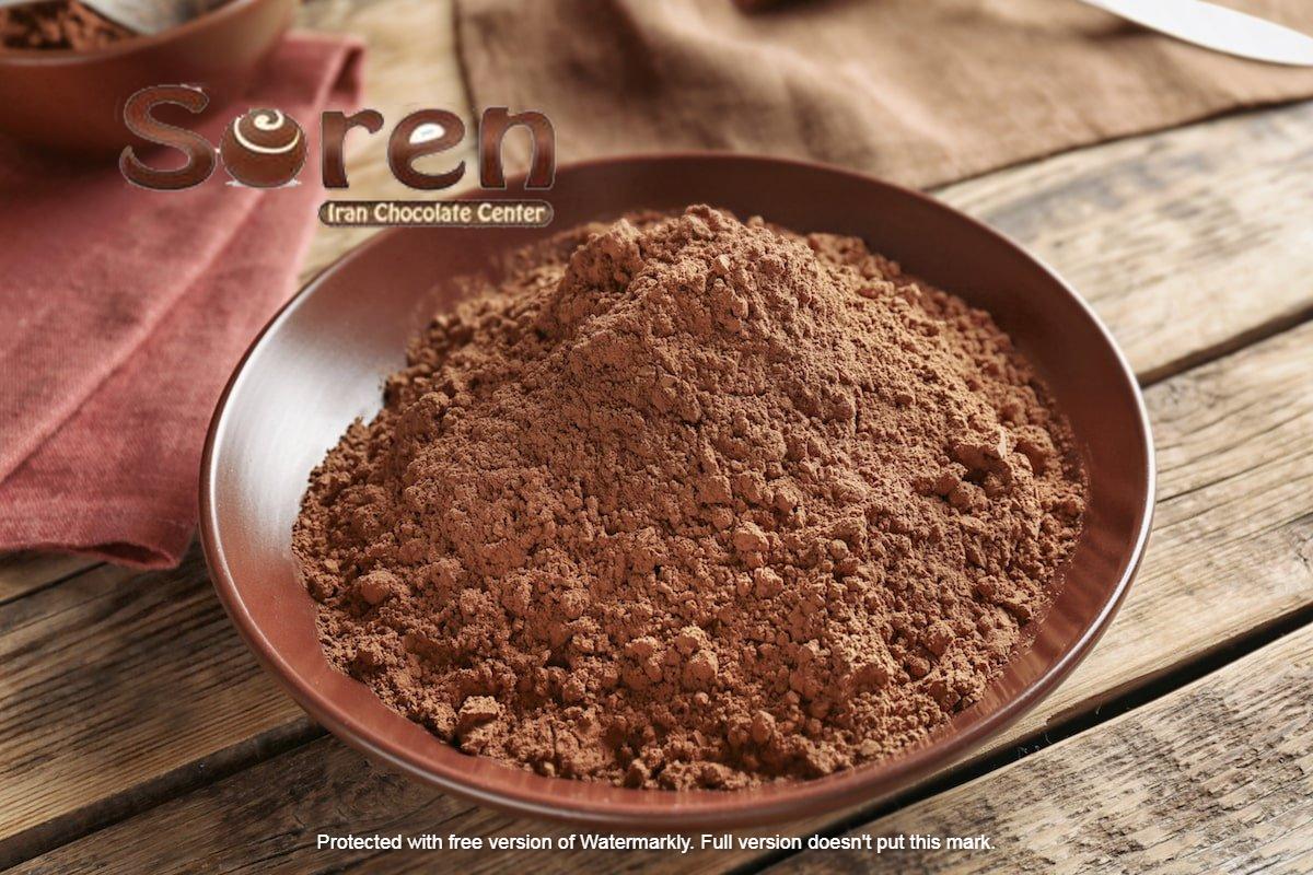 پودر کاکائو اصل | تشخیص پودر کاکائو اصل