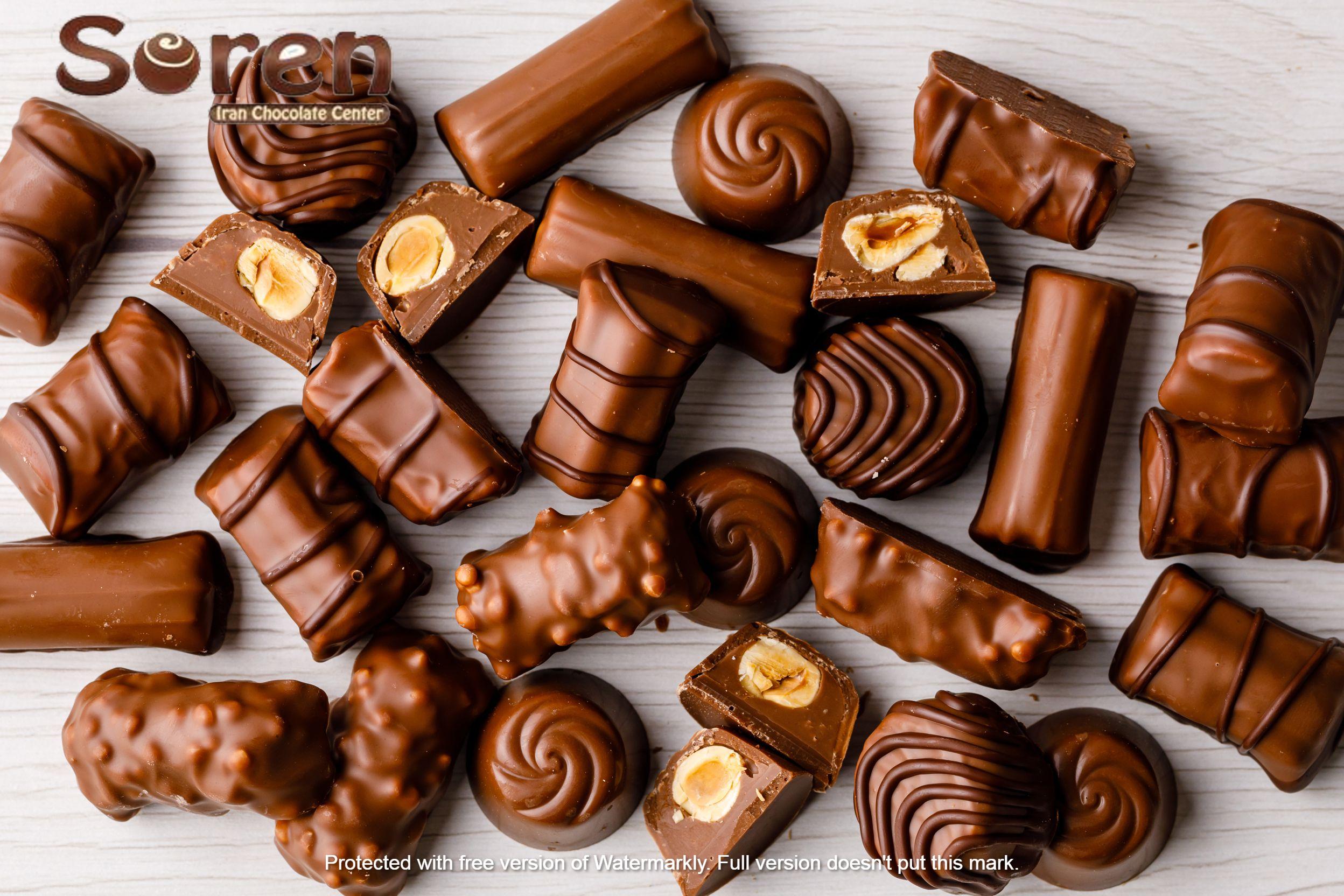 پخش عمده شکلات جلفا | خرید شکلات