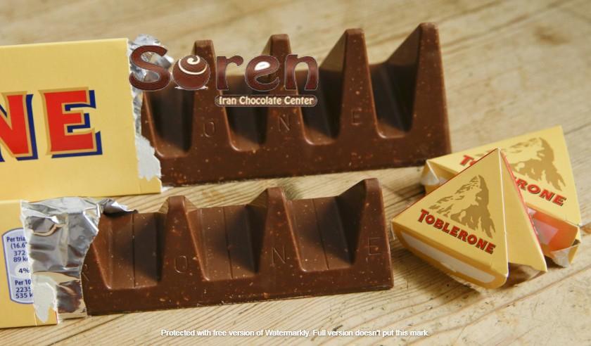 سفارش شکلات خارجی اصل عمده   برندهای محبوب شکلات خارجی